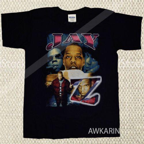 f0469024 1998 Jay Z HARD KNOCK LIFE Vtg Rap T Shirt 90s Hip Hop Bad Boy Ruff Ryders  Gilda 2018 High Quality Brand Men T Shirt Summer O Neck Tee Awesome T Shirt  ...