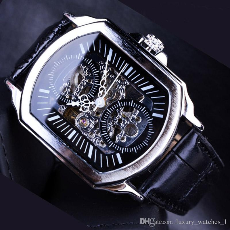 2018 AAA Mens Watches Wholesale Leather Band Pilot Watches ...