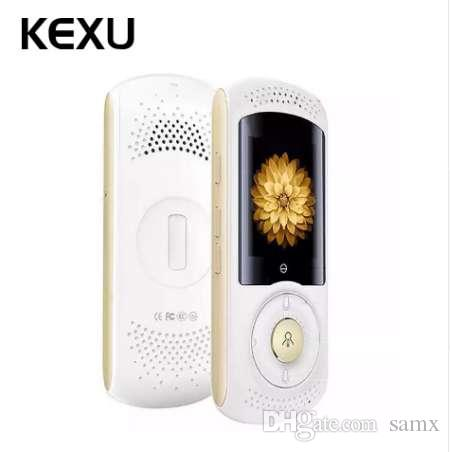 KEXU Portable touch screen translator WIFI+4G text synchronous voice  translator Two-Way translation high accuracy translator