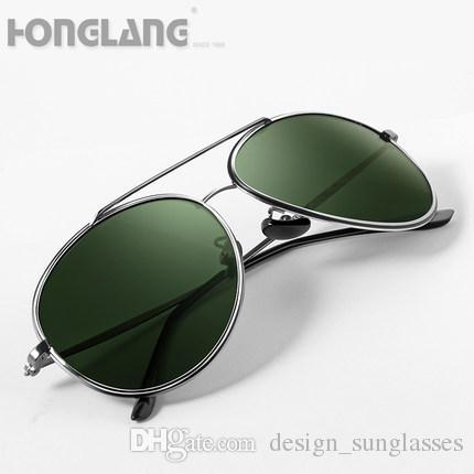 99bcad4399 High Quality Brand Design 2018 Hot Full Frame Fashion Sunglasses ...