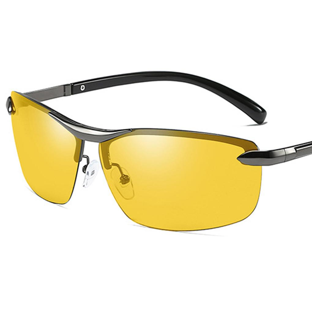 97065be5816e Coolsir Men Polarized UV400 Protection Square Shaped Sunglasses Eyewear  Alloy Frame Driving Eyeglasses Sunglasses Shop Bolle Sunglasses From  Qiuyeluo