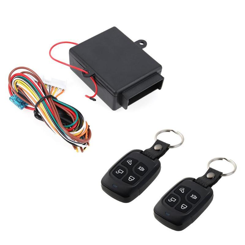 Vodool Car Remote Central Kit Door Lock Keyless Entry System With