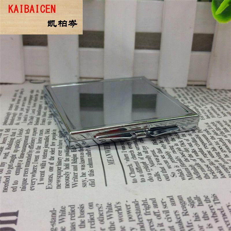 승화 금속 빈 키 체인 DIY 열 트라스 네이프 인쇄 빈 일반 소재
