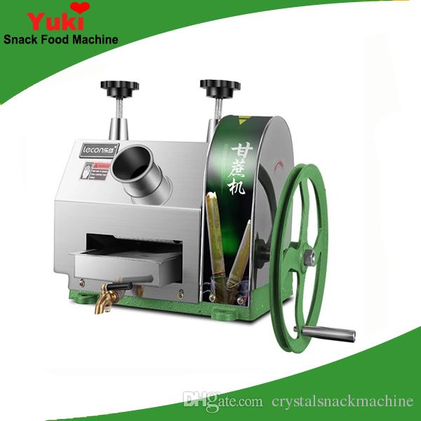 2019 Commercial Manual Sugar Cane Juicer Machine Small Desktop