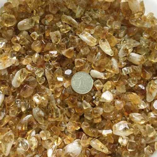 100g Quartz Yellow Crystal Gravel bulk stones Decorate Aquarium tank Stone adorn detritus Healing Mineral massage Rubble tumbled golden
