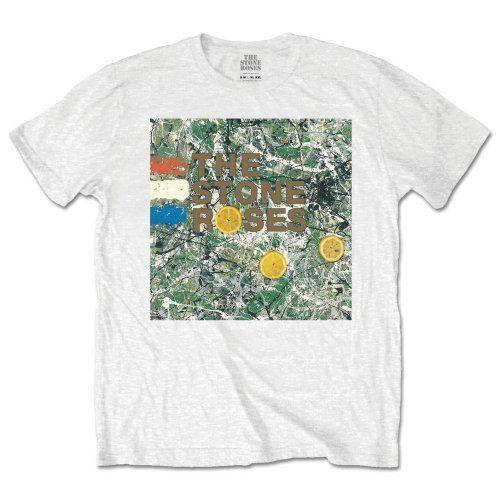 df1fe3f35 The Stone Roses 'Original Album Cover' T Shirt NEW Short Sleeve Mens Formal  Shirts T Shirt Discount 100 % Cotton Funny Tshirts Long Sleeve Shirts From  ...