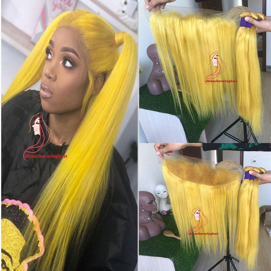 Gelb blonde haare