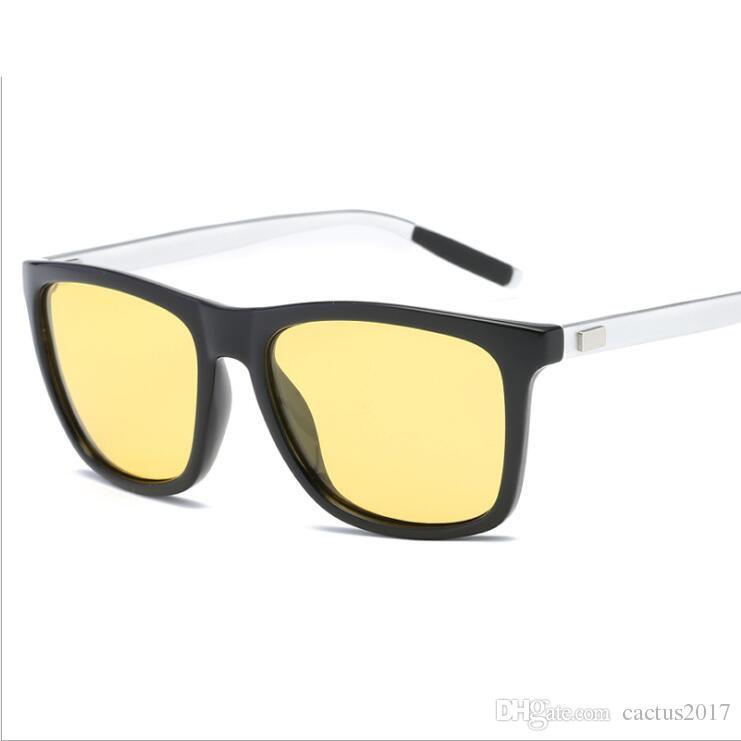 c65d9f607df Day Night Vision Goggles Driver Polarized Sunglasses For Men Car Driving  Glasses Vintage Outdoors Male Eyeglasses Reading Glasses Prescription  Sunglasses ...