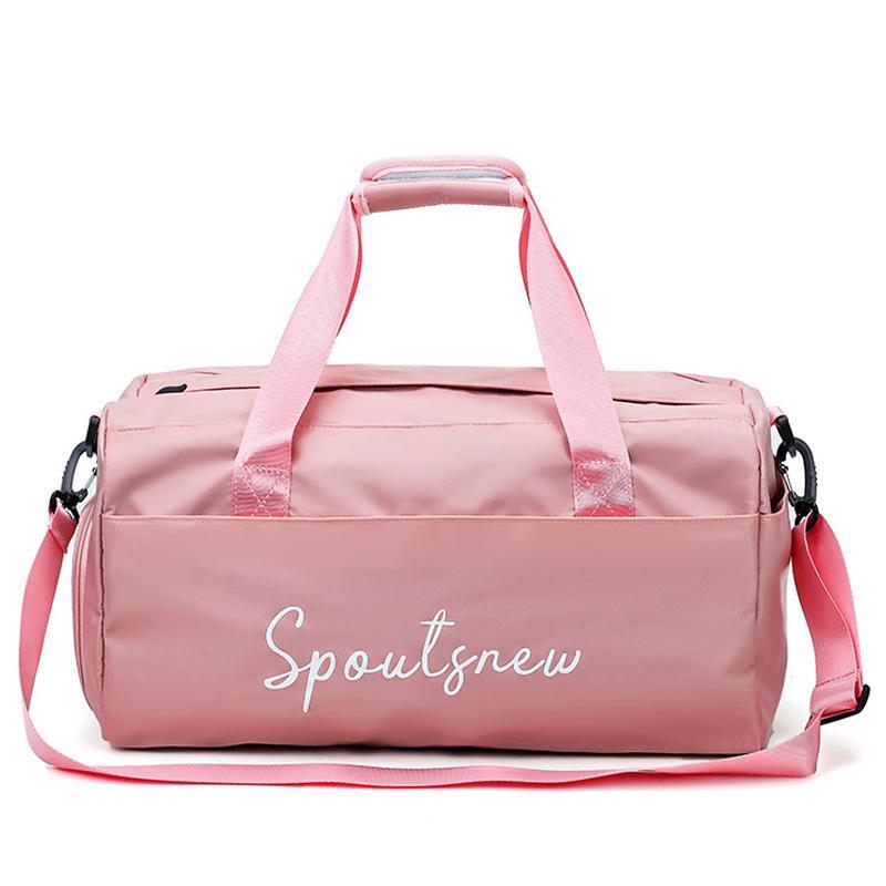 dfd68e0aad Fashion Minimalist Design Waterproof Women Luggage High Quality Soft Nylon  Travel Duffle Big Capacity Multi Pockets Travel Bags Messenger Bags For Men  Hobo ...