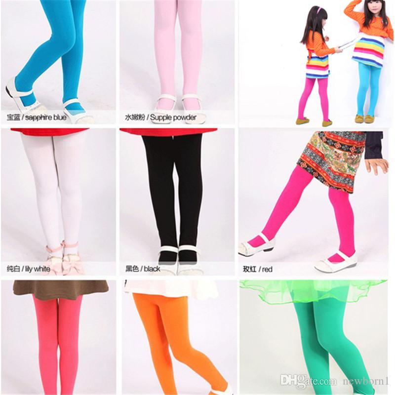 47f43f6a7 5pcs lot anday Baby Girl s Stockings Fashion Tight Solid Cute Cartoon  Designs Children Girls Kids Stockings