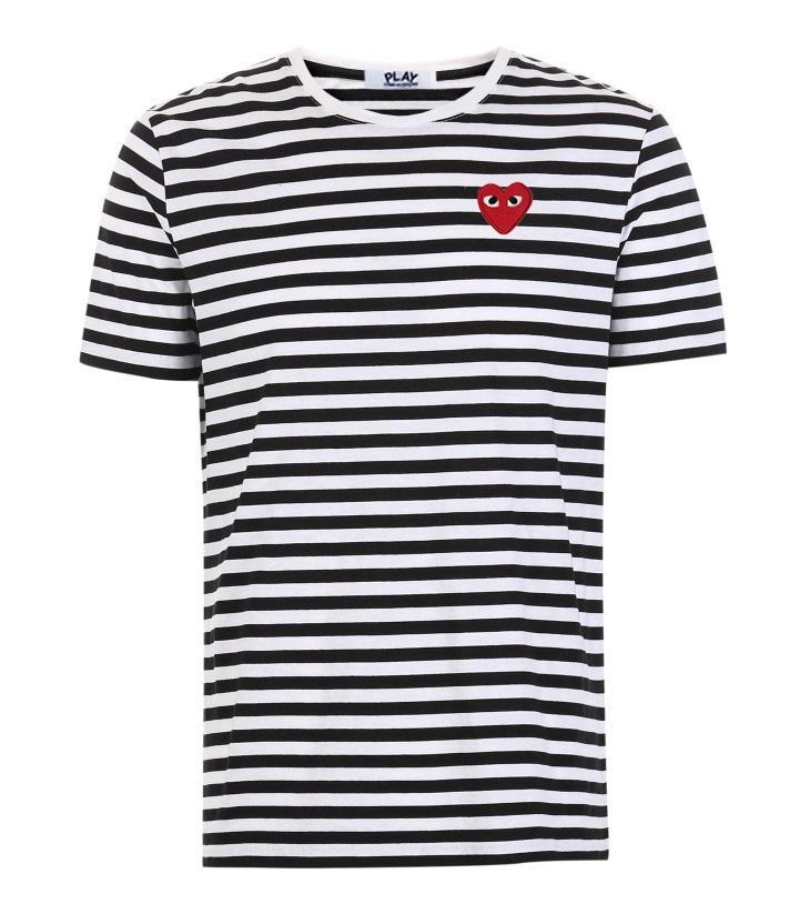 T Cdg Shirts Designer Acheter Shirt Play Sport Mens Coeur Commes wTnBnqCX