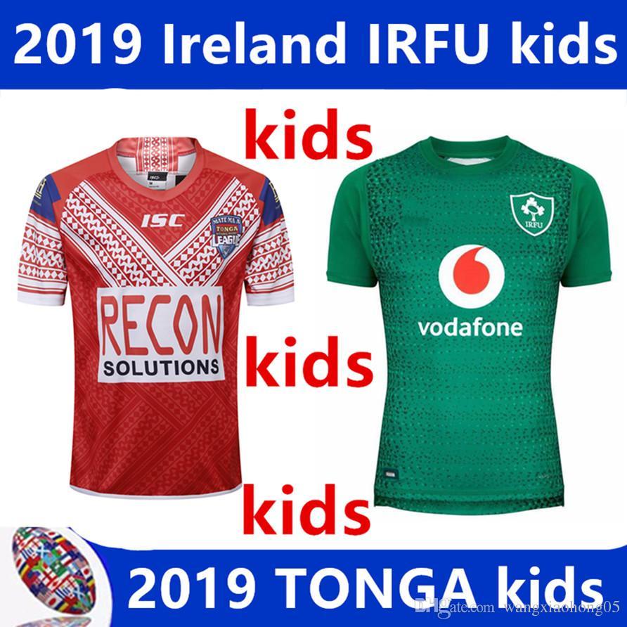 acheter 2019 tonga kids coupe du monde tonga rugby 2018/19 maison
