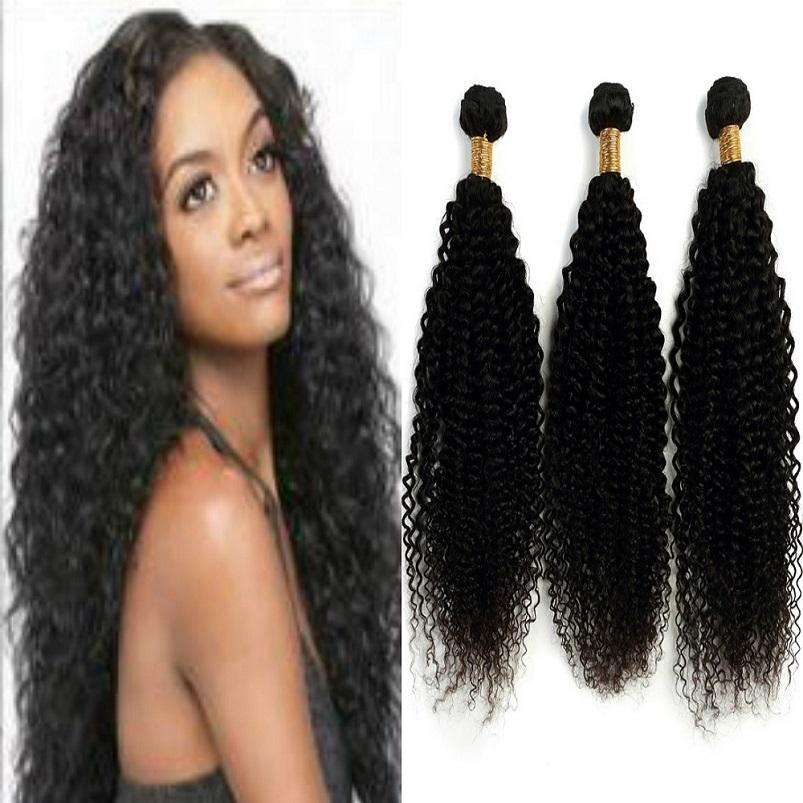Indian Full Head Hair Extensions Long Curly Wave Hair Extensions
