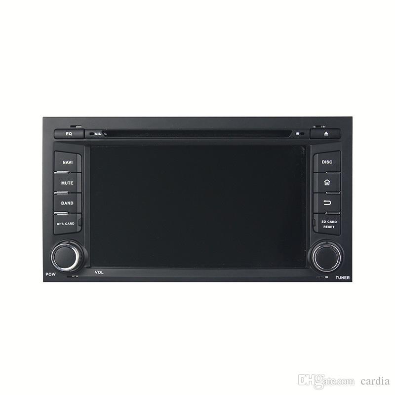 Car DVD player Seat LEON 2014 7inch 2GB RAM Octa core Andriod 6.0 con GPS, Controllo del volante, Bluetooth, Radio