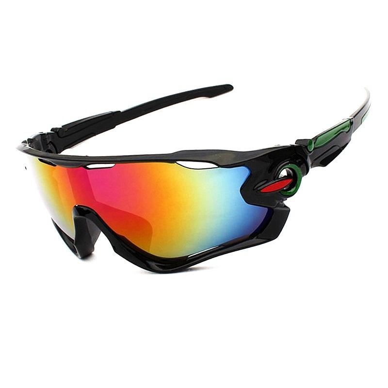 472884c94e UV400 Men Cycling Glasses Outdoor Sport MTB Bicycle Glass Motorcycle ...