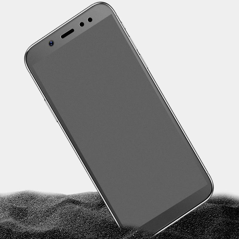 2 x protector de pantalla mate para Xiaomi MI 5s diapositiva