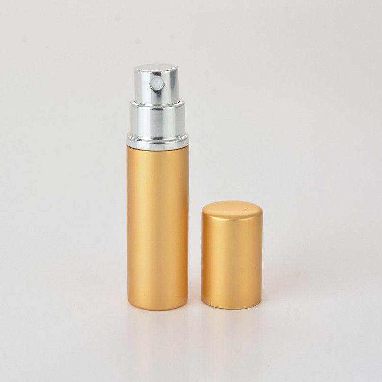 Epacket gratuit 5ml Mini Portable Atomiseur de Parfum Rechargeable Coloré Bouteille De Bouteille Vide Bouteilles De Parfum Bouteille De Parfum de mode