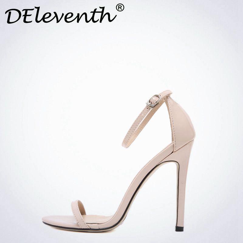 Großhandel Delent Classics Toe Sexy Frauen Rot Hochzeit Schuhe Peep Toe Classics ... a73b93