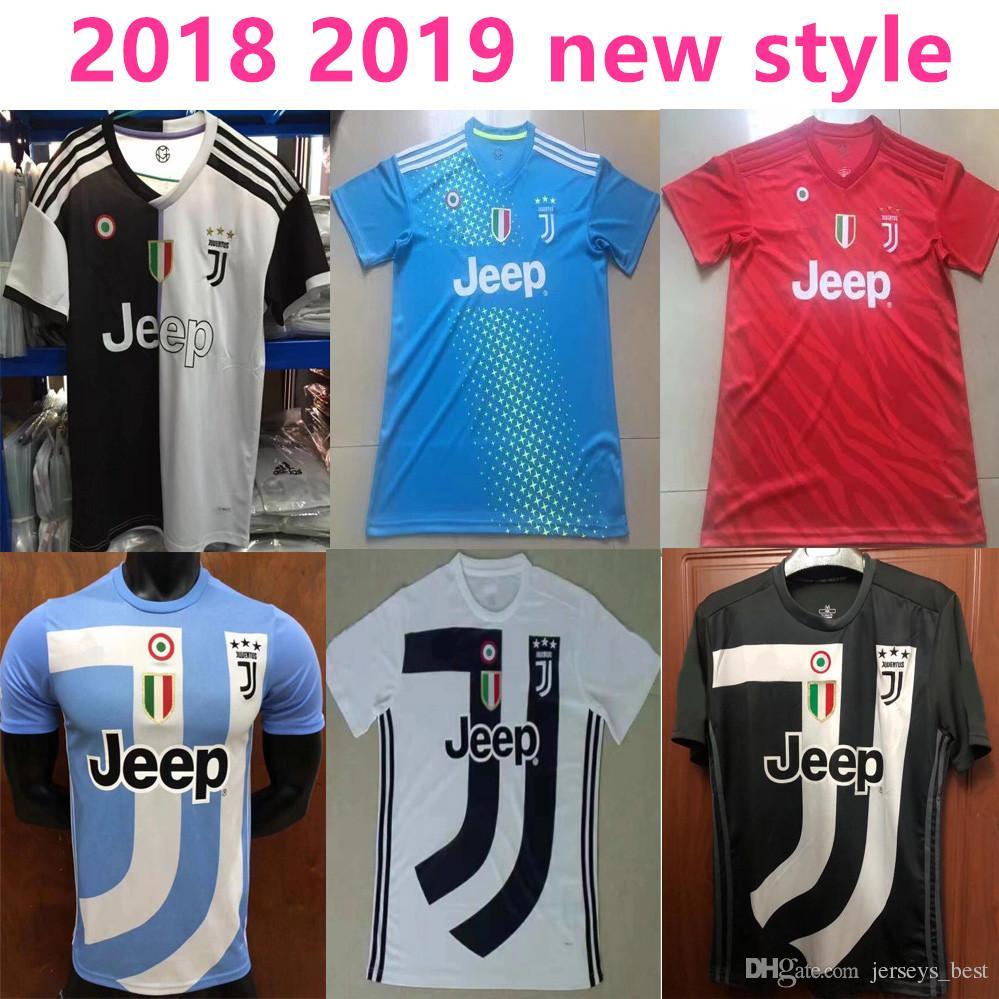 Preventa 2019 2020 Juventus Nueva Camiseta 18 19 20 RONALDO DYBALA Camiseta  Conmemorativa En Casa Camiseta De Fútbol De Manga Corta De Fútbol 3RD Por  ... f8dce02365274