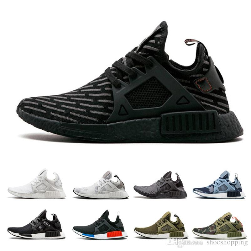 de875bfa6bd5f Wholesale NMD XR1 Men Running Shoes Mastermind Japan Skull Fall ...