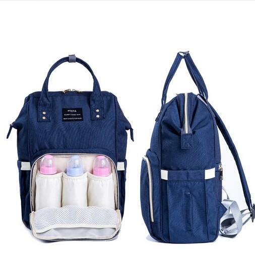 33d3b48acbab Fashion MultiColored Tote Nappy Bags Cross-body Multifunctional ...