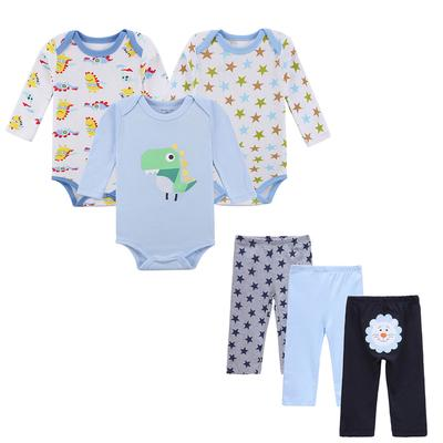 b430f6b598f2 Mother Nest Baby Boy Clothes Newborn Toddler Infant 0 -12 Autumn ...