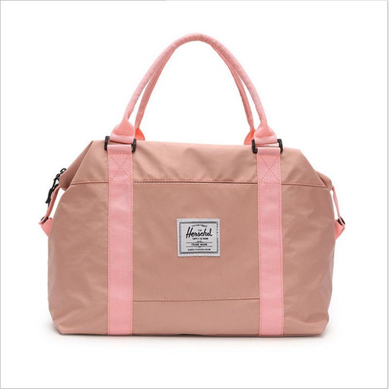 c1be533e1f5 2019 Female Travel Gym Bag Women Fitness Shoulder Bag Yoga Mat Waterproof  Handbag Travel Sport Bags From Fwuyun,  53.43   DHgate.Com