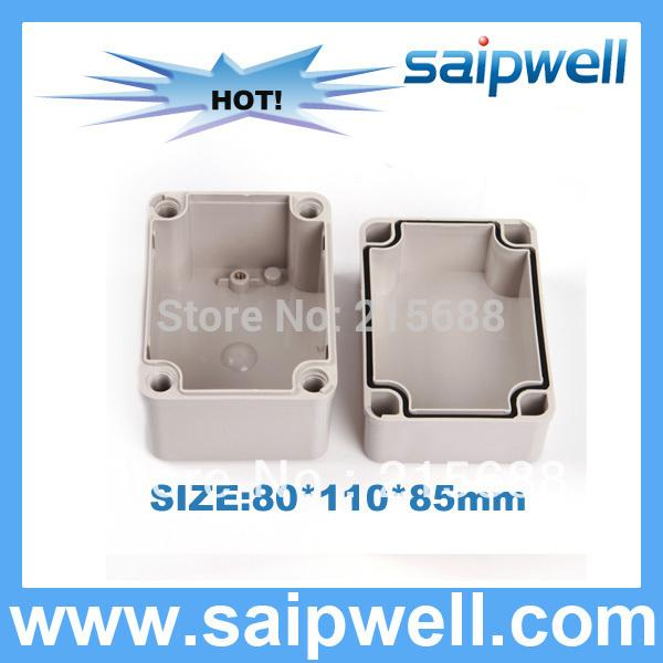 Lights & Lighting Free Shipping Good Quality Abs Material Clear Cover Ip66 Waterproof Junction Box 80*110*85mm