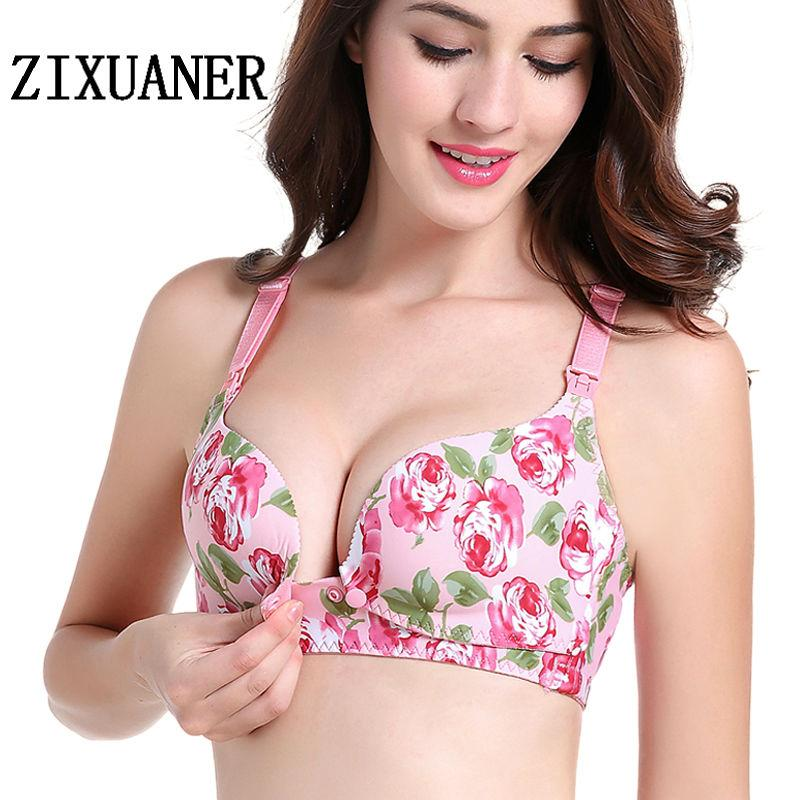 040b71a7c0f 2019 Rose Maternity Nursing Bras For Pregnant Women s Underwear Breast  Feeding Maternity Bra Presented A Mysterious Little Gift From  Ouronlinelife