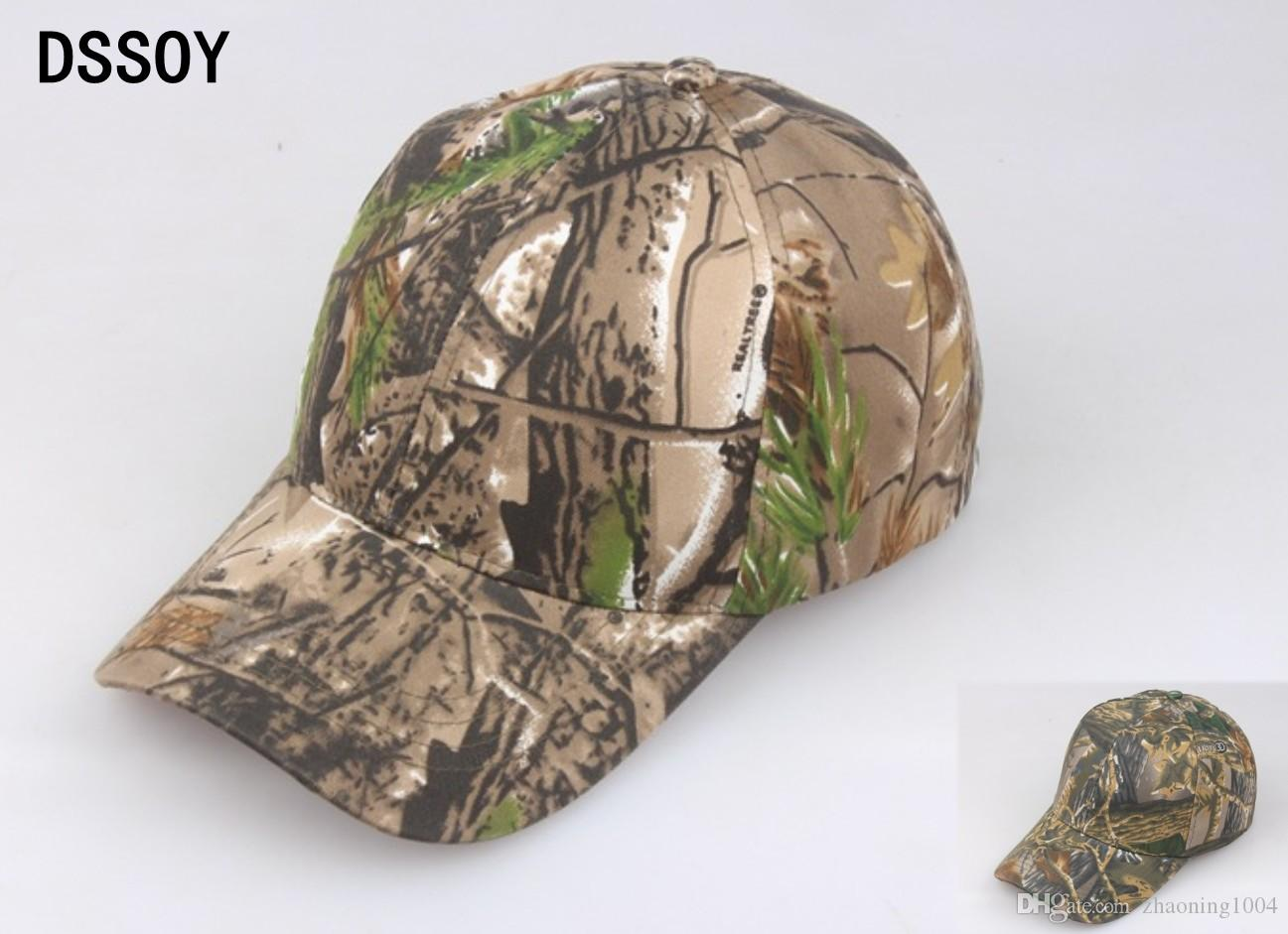 Quality Designer Woodland Camouflage Curved Baseball Cap Adjustable  Strapback For Adults Mens Womens Military Hats Summer Army Sun Visor  Customized Hats ... ffd5cd5f61