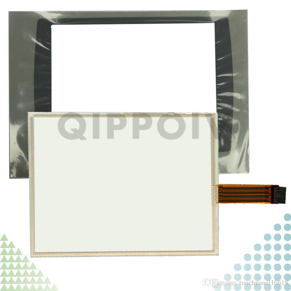 PanelView Plus 1000 2711P-T10C4A1 2711P-T10C4A2 2711P-T10C4A8 2711P-T10C4A9  New HMI PLC touch screen panel touchscreen And Front label