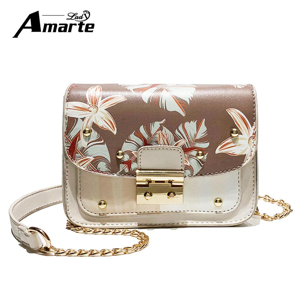 Amarte Flower Elegant Panelled Handbags Mini Flap Women Crossbody Bag  Summer PU Leather Office Lady Vogue Handbag Handbags On Sale Leather Bags  From Serady