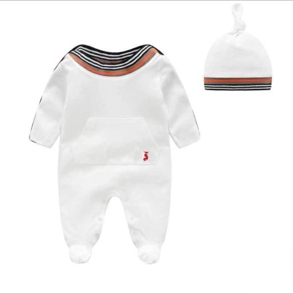 ce4cafe96d7b 2019 Baby Boy Clothes Newborn Baby Romper Summer Cotton Short Sleeve ...