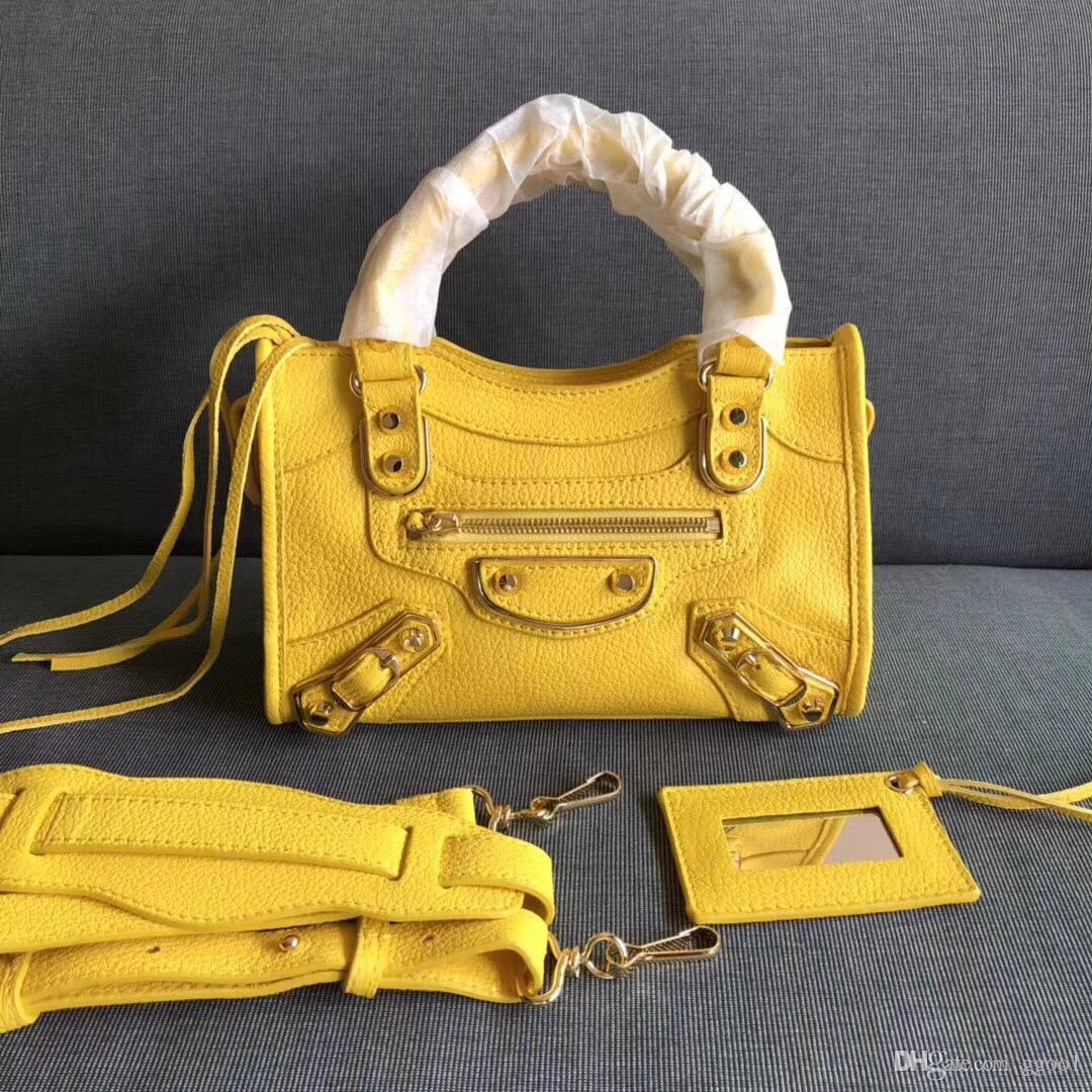 Высокое качество Козы кожа классические женские сумки мотоциклов старинные  сумки женщин подлинной кожи известных брендов дизайнер роскошных городов  мини- ... 5f2ee10e063