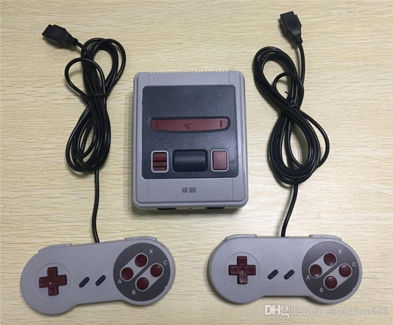 DHL New Super MINI MD Video Game Console Handheld Game Player For Sega J-JY
