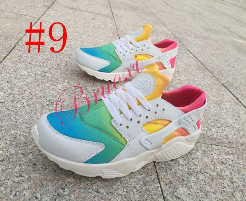 Le nuove scarpe casual da donna da uomo calde di Huraches le scarpe casual da uomo donna taglia 36-46
