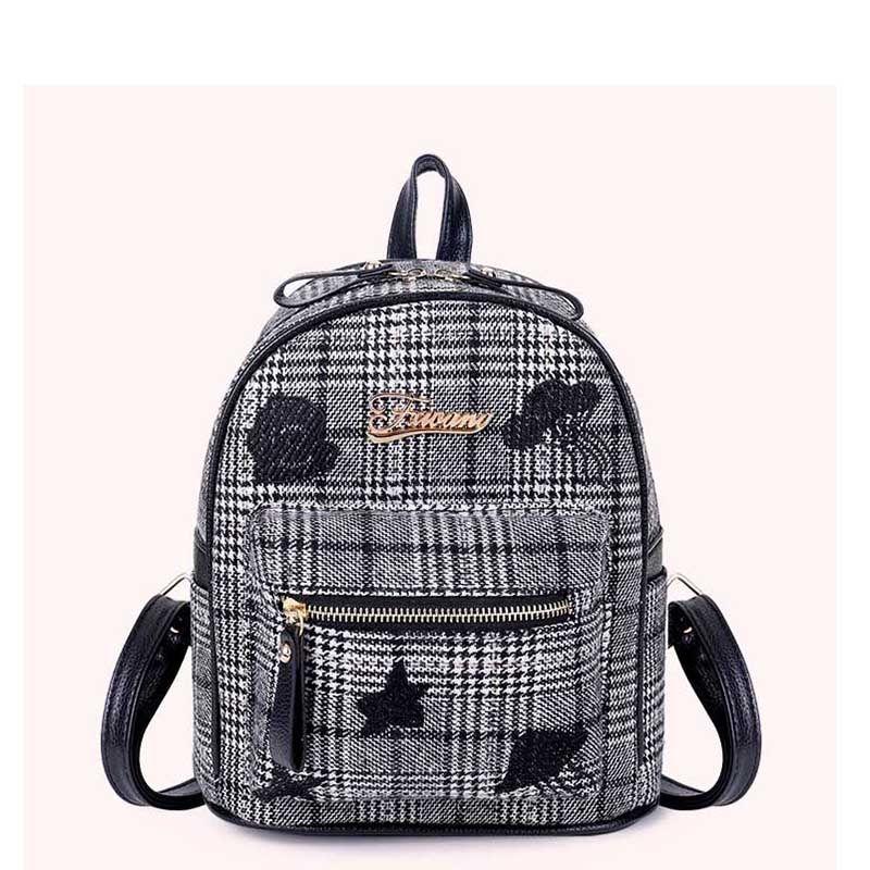 c71d6f72a7c Female Backpack Large Capacity Fashion Travel Bag 2018 High Quality Hot  Shoulder College Wind Womens Bag Female Backpack Shoulder Bags Womens Bag  Online ...