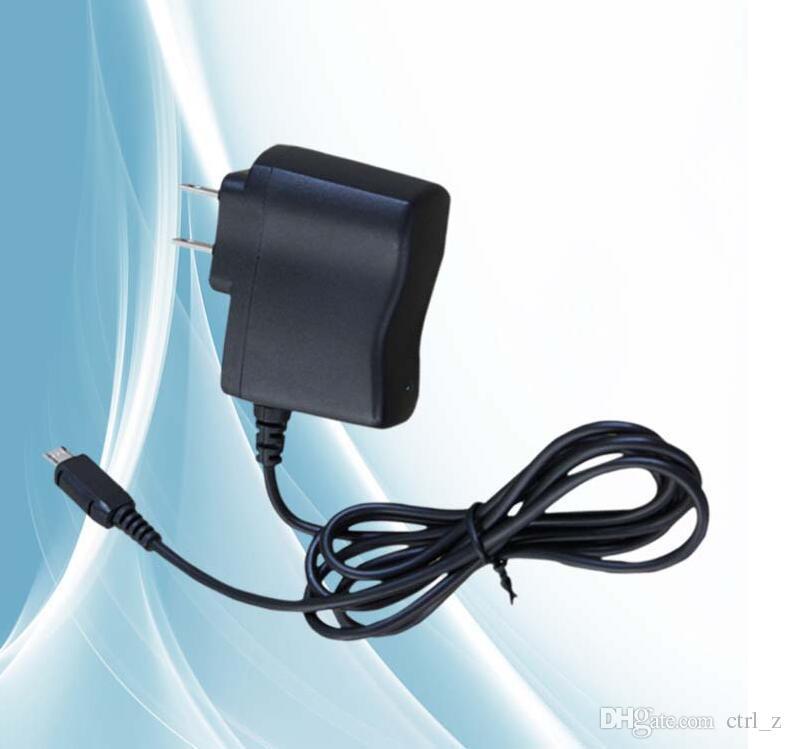 1a 800 mah micro usb 5pin v8 ac parede carregador de viagem com cabo para smartphone android samsung galaxy s4 s6 s7