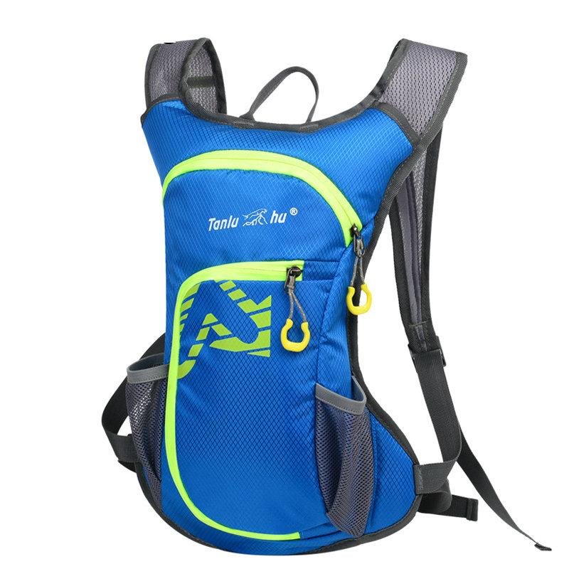 2018 Outdoor Sport Bag Hydration Backpack Ultralight Water Bag Breathable  for Mountain Bike Bicycle Cycling Riding Travel Bag Hydration Outdoor Sports  ... 2936bfb84