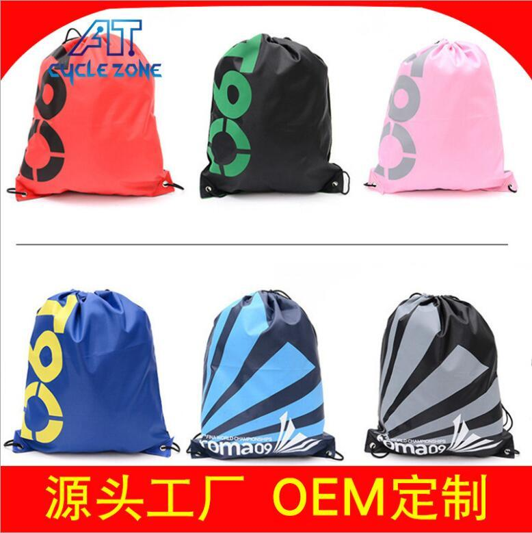 ede38a0c2b 2019 Printing Drawstring Bag Waterproof Sports Backpacks R Travel Riding Backpack  String Shoulder Hiking Bags 2018 New From Ekuanfeng