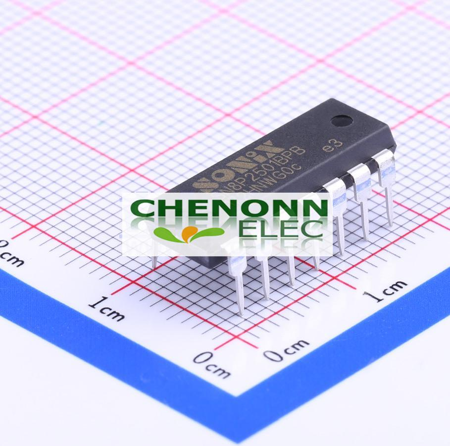 2018 Cpu Microcontroller Sn8p2501b Dip 14 Business Industrial Integrated Circuits Microcontrollers Electronic Active Components Circuit Support Drop Shipping From Chenonn002