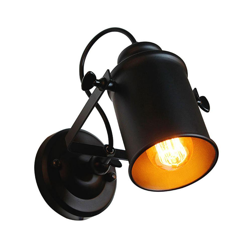 Acheter Lampe Murale American Retro Country Loft Style LED Lampes ...