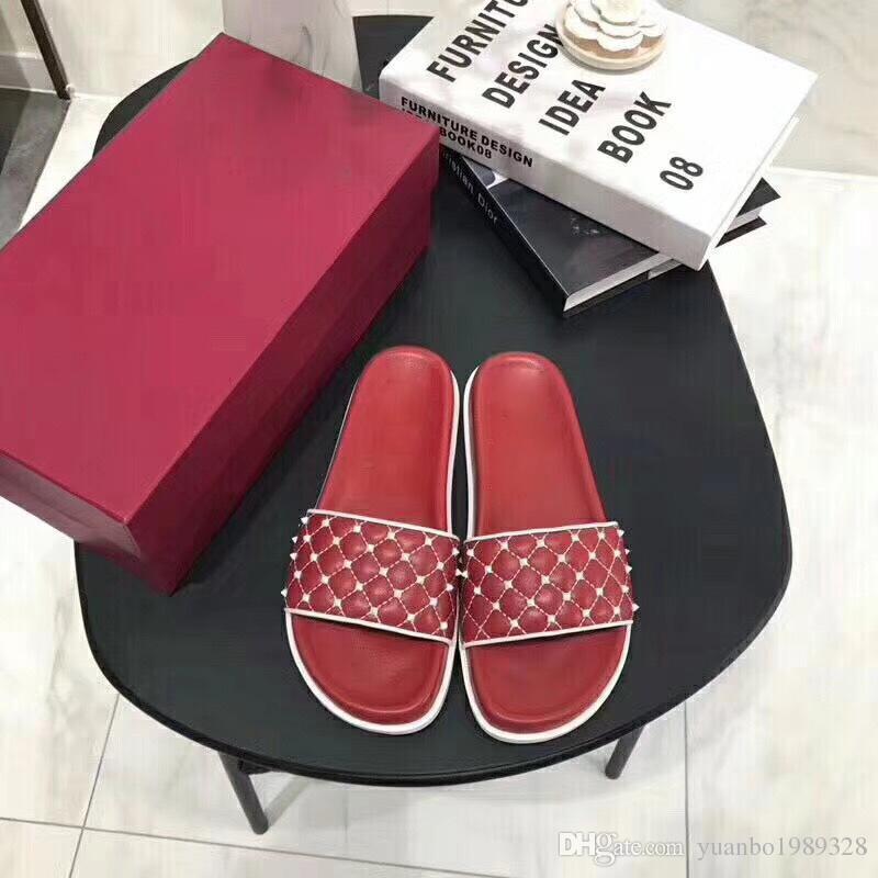 Las nuevas zapatillas de playa 2018, las zapatillas de moda y ocio ling wen.