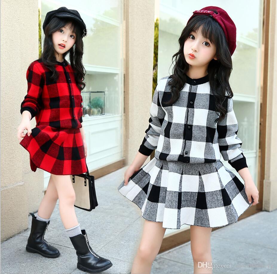 0d3fda785deb 2019 2018 Spring Kids Clothes Sweet Baby Girls Dress Children ...