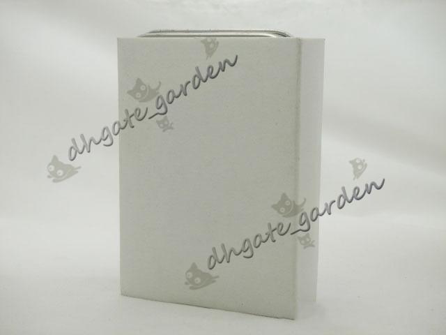 Yeni Lüks Gümüş Metal Teneke Kutu İçin Yağ Çakmak Hediye Seti Vaka In En iyi fiyat