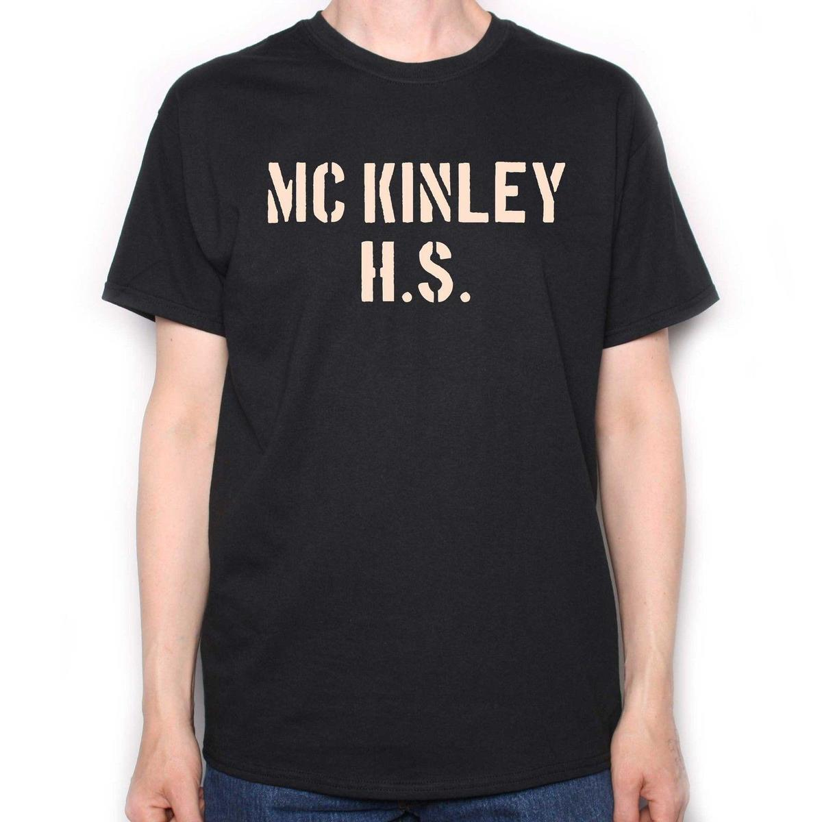 A Tribute To Freaks Geeks T Shirt Mckinley High School Stencil