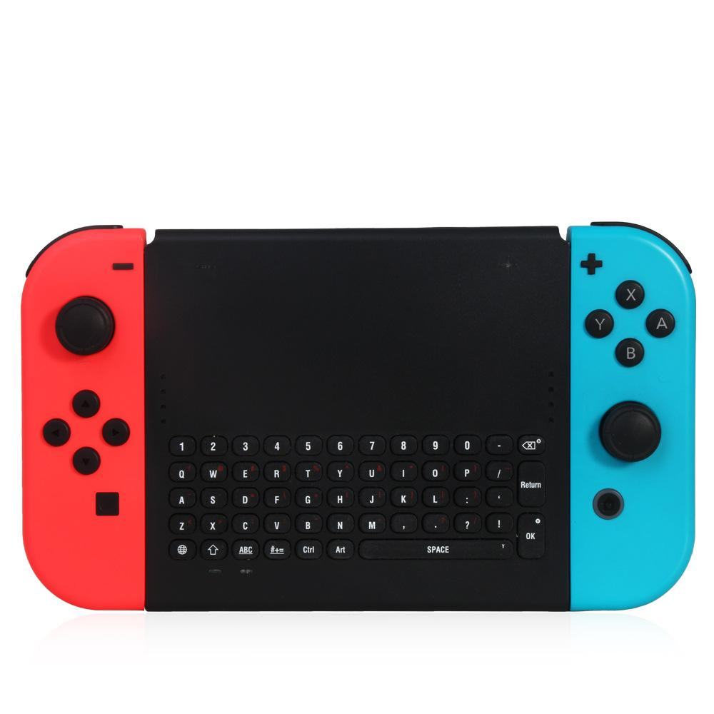 2019 Wireless Game Keyboard 2.4G Receiver For Nintend Switch NS