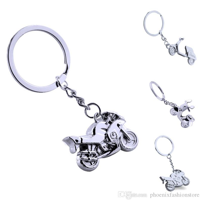 1d73dd6e39e9b2 Fashion Metal Motorcycle Key Ring DIY Car Lover Keychain Cute Creative Gift  Sports Keyring For Women Men Christmas Gift Jewelry Metal Motorcycle  Keychain ...