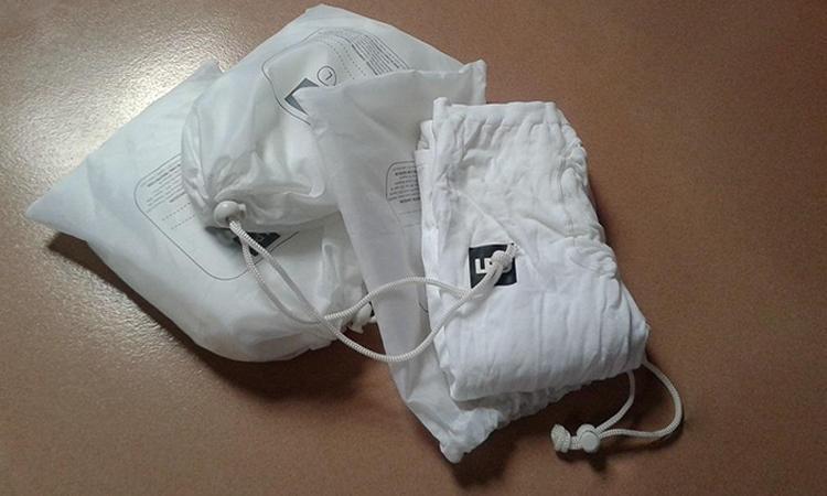 2019 heißer Verkauf !!! Weiß / Schwarz LPG Body Roller Massage Kostüm Vacuum Slimming Anzug für Therapiegerät CE / DHL Freies Verschiffen