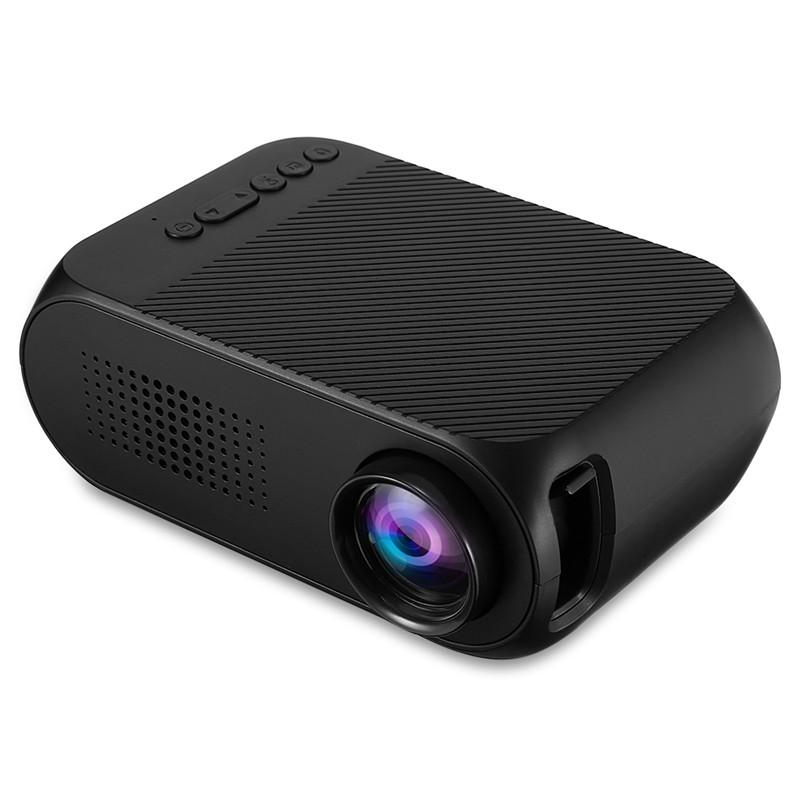 734d078de98fd8 2019 YG 320 Mini Projector Portable 1080P LED Projector Indoor/Outdoor  Pocket Movie Projectors Support Laptop PC Smartphone HDMI Input Great Gift  From ...